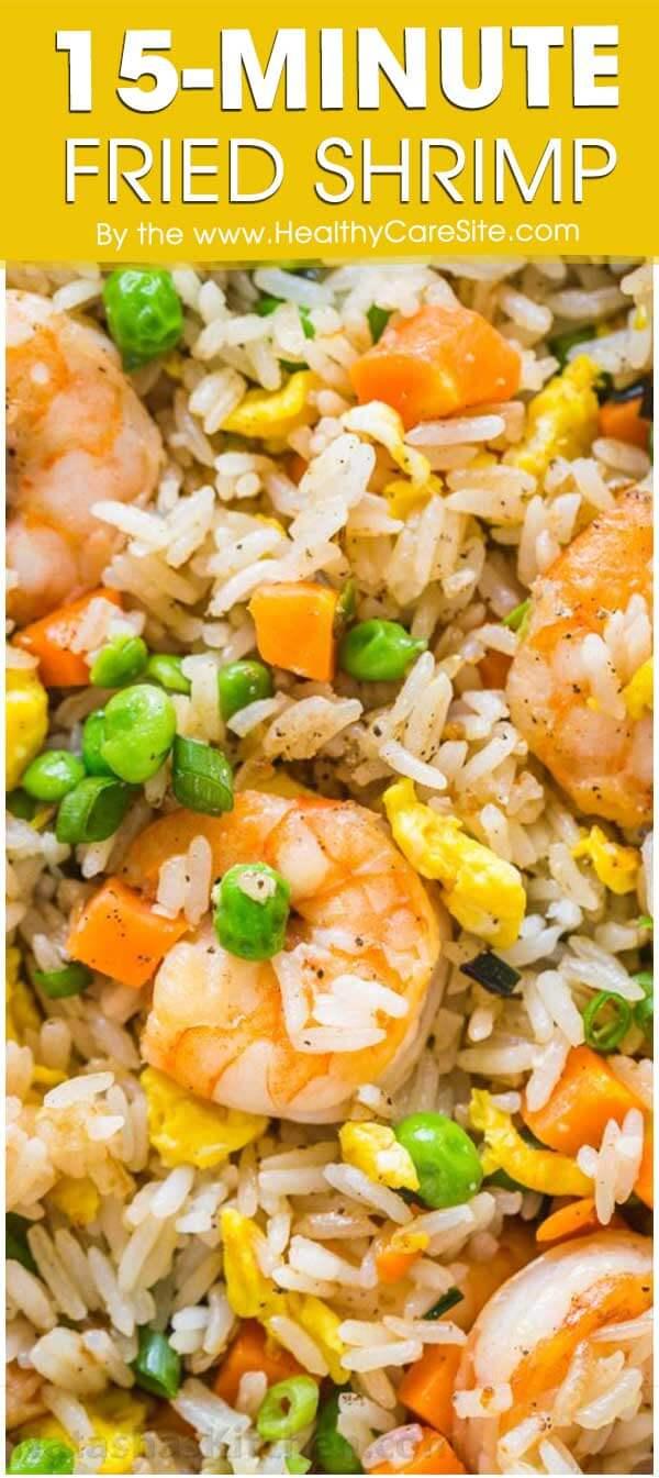 15-Minute Fried Shrimp