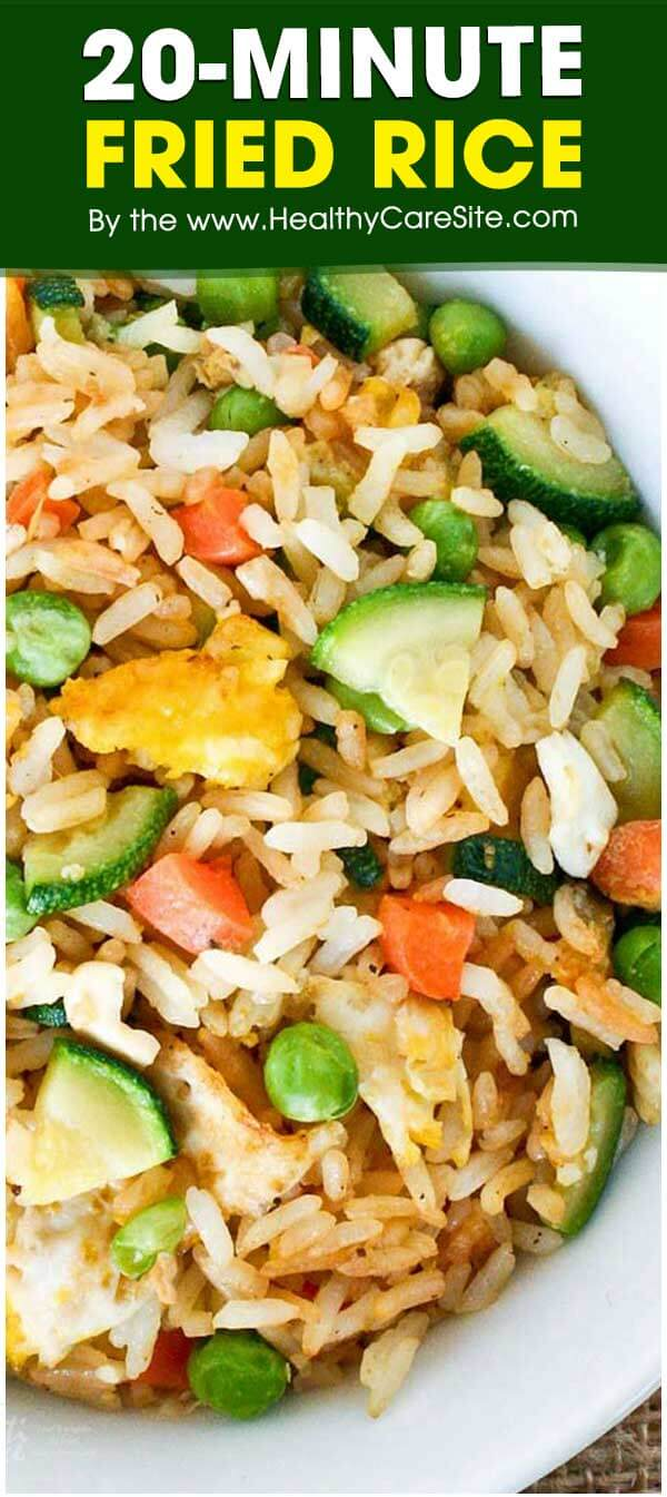 20-Minute Fried Rice