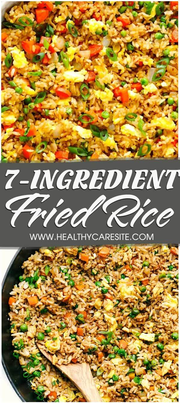 7-Ingredient Fried Rice