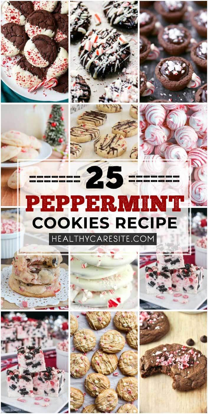 25 Best Ideas For Peppermint Cookies