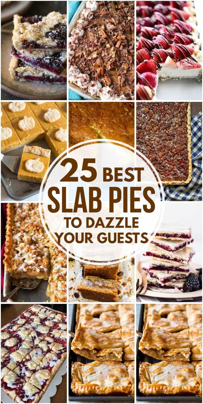 25 Best Slab Pies To Dazzle Your Guests
