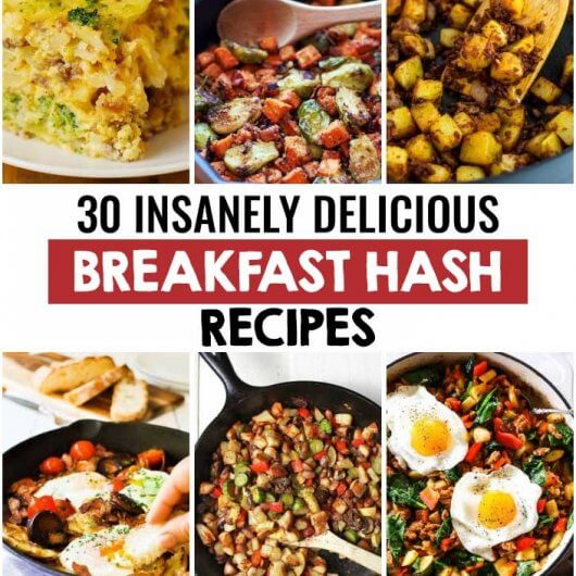 30 Best Recipes For Breakfast Hash