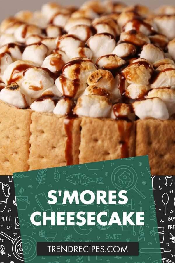 Smores-Cheesecake