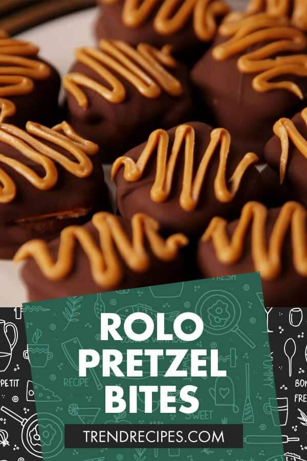 Rolo-Pretzel-Bites