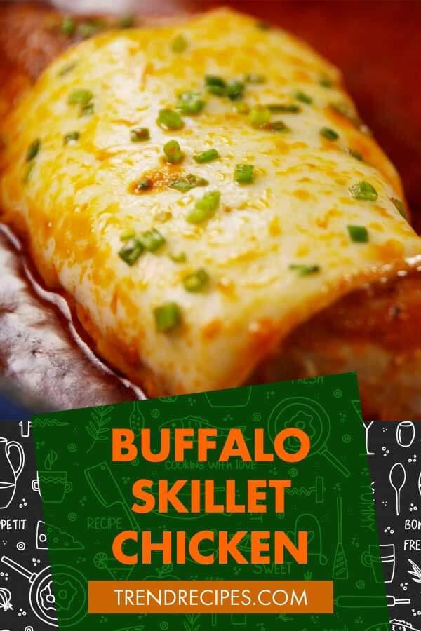 Buffalo-Skillet-Chicken