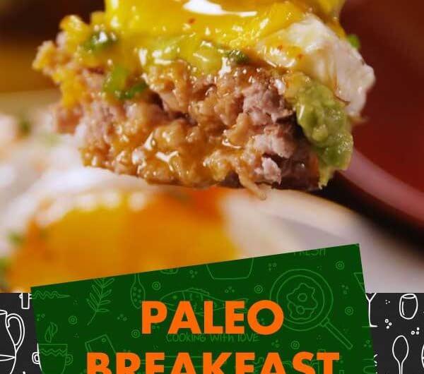 Paleo Breakfast Stacks