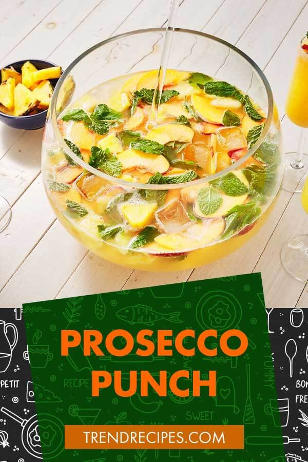 Prosecco-Punch