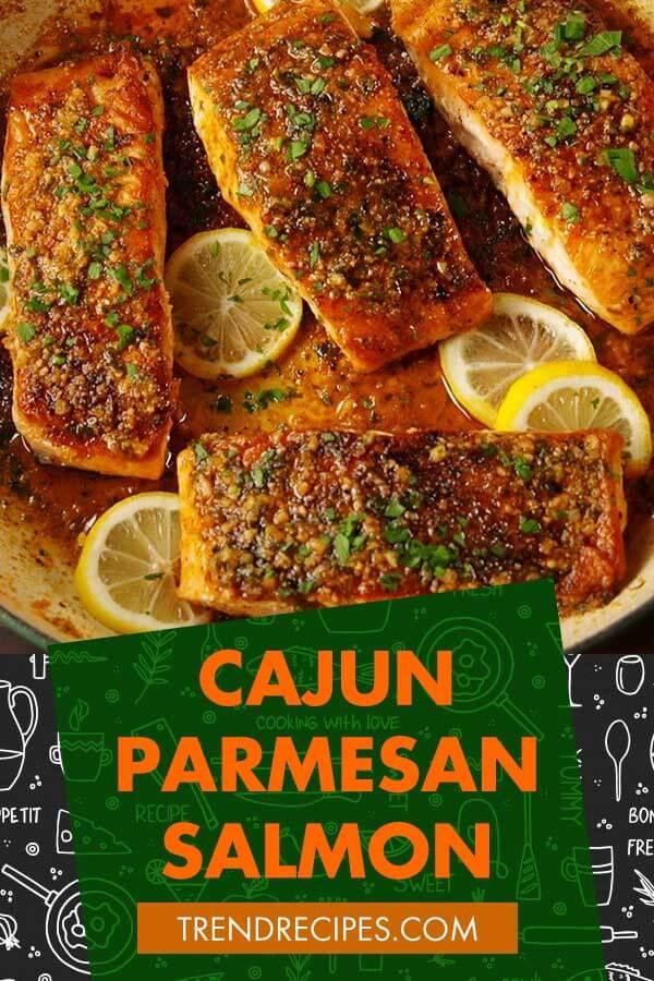 Cajun-Parmesan-Salmon