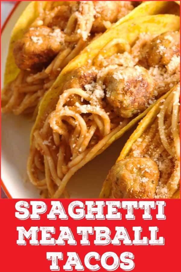 Spaghetti-Meatball-Tacos