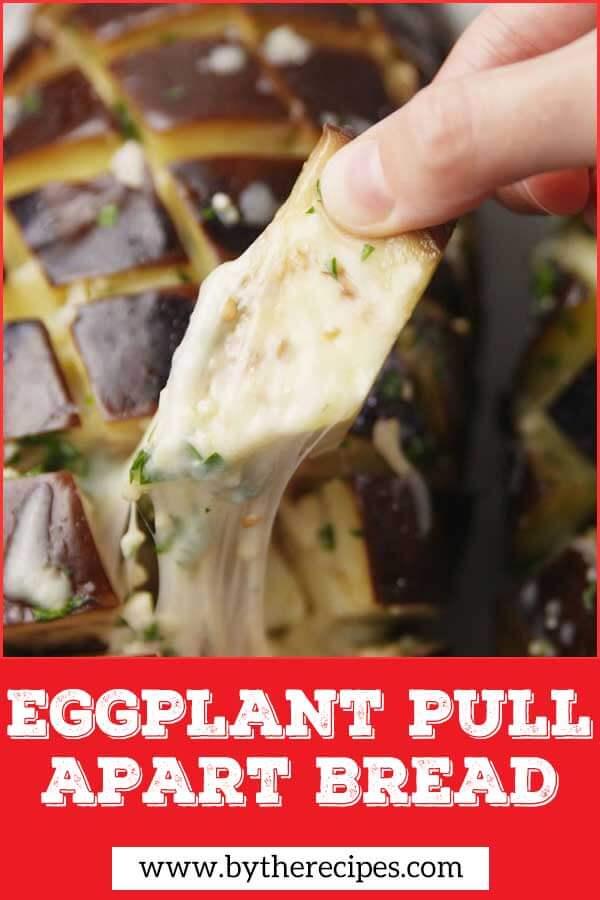 Eggplant-Pull-Apart-Bread