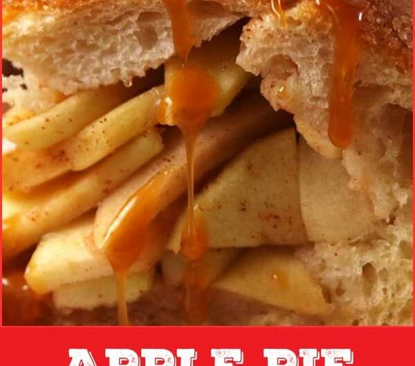 Apple Pie Bread Bowl