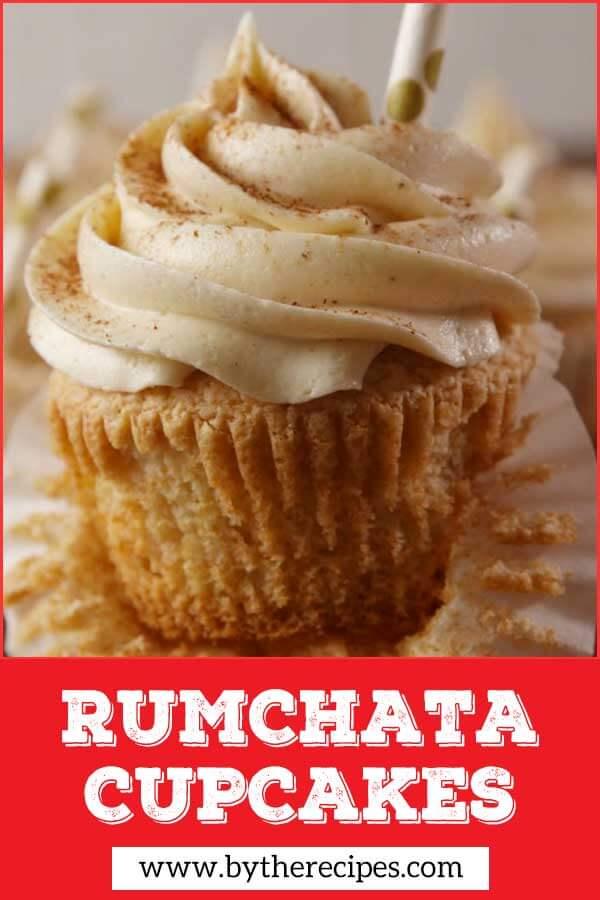 RumChata-Cupcakes