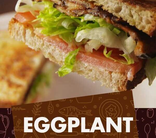 "Eggplant ""Bacon"""