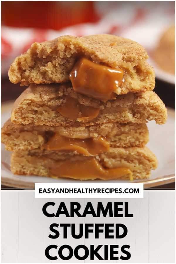 Caramel-Stuffed-Cookies
