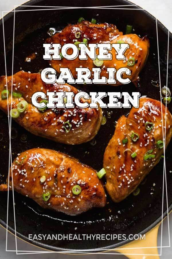 Honey-Garlic-Chicken