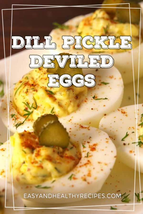 Dill-Pickle-Deviled-Eggs
