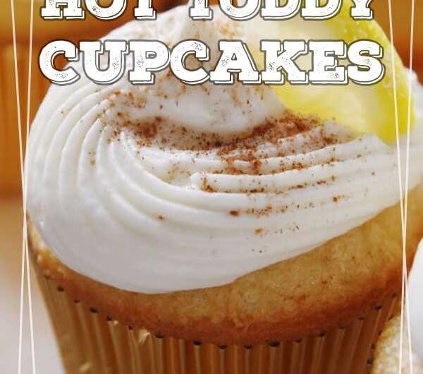 Hot Toddy Cupcakes