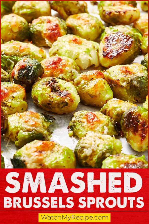Smashed-Brussels-Sprouts