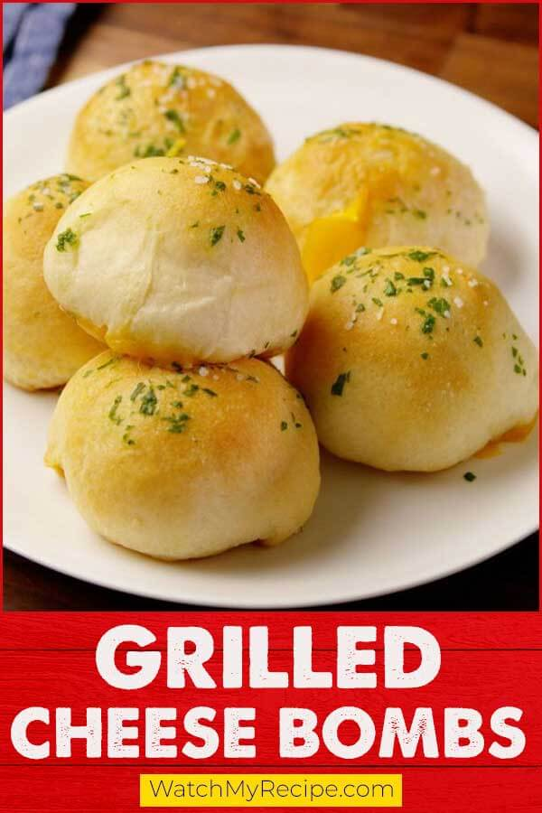 Grilled-Cheese-Bombs