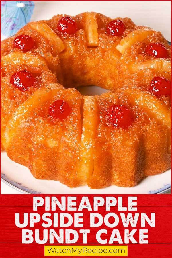 Pineapple-Upside-Down-Bundt-Cake