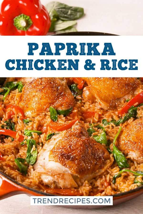 Paprika-Chicken-Rice