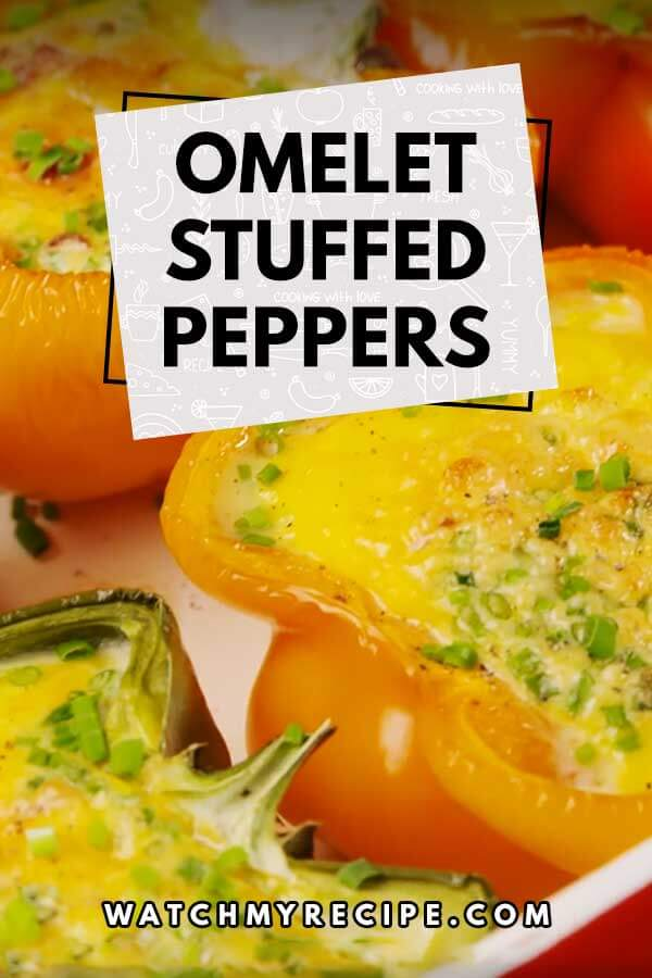 Omelet-Stuffed-Peppers