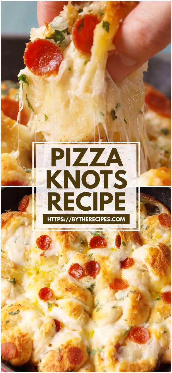 Pizza Knots